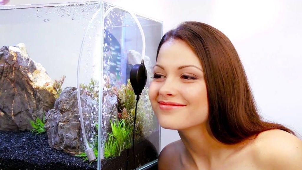 аквариумный компрессор